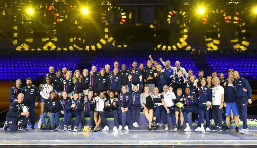 Championnats du monde à Budapest : 5 médailles pour la France